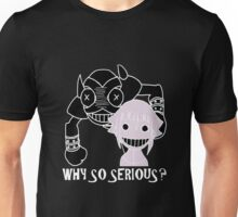 Crona and Ragnarok Smile Unisex T-Shirt
