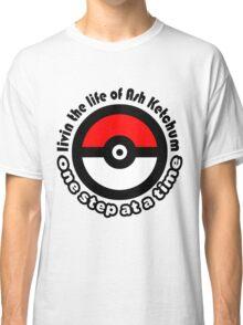 pokemon ash ketchum Classic T-Shirt