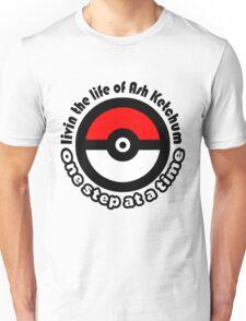 pokemon ash ketchum Unisex T-Shirt