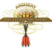 Archery the sport of Kings by corsetti