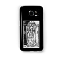 The High Priestess Tarot Card - Major Arcana - fortune telling - occult Samsung Galaxy Case/Skin