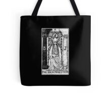 The High Priestess Tarot Card - Major Arcana - fortune telling - occult Tote Bag