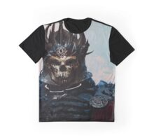 The Witcher: Eredin, the King of the Wild Hunt Graphic T-Shirt