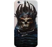 The Witcher: Eredin, the King of the Wild Hunt iPhone Case/Skin