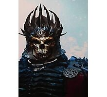 The Witcher: Eredin, the King of the Wild Hunt Photographic Print