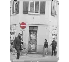 this way or that way, it's anyway . . . iPad Case/Skin