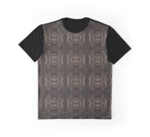 abstract  tiled pattern Graphic T-Shirt
