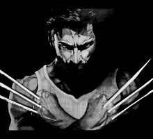 wolverine by jamesscot