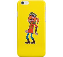 Sgt. Floyd Pepper iPhone Case/Skin