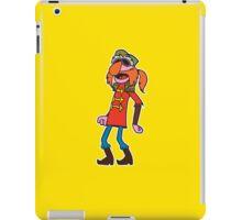 Sgt. Floyd Pepper iPad Case/Skin