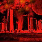 Red Death by WildestArt