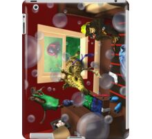 Bubbles bubbles everywhere. iPad Case/Skin