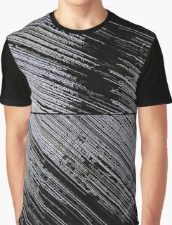 Line Art The Scratch Graphic T-Shirt