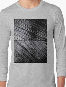 Line Art The Scratch Long Sleeve T-Shirt