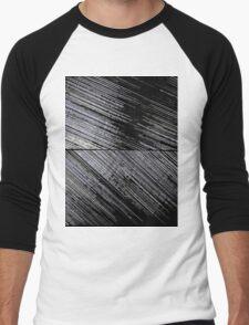 Line Art The Scratch Men's Baseball ¾ T-Shirt