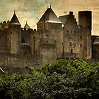 The Towers of Carcassonne by IanWL