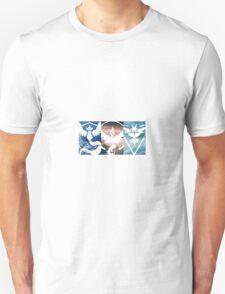 Pokemon Go Teams ( Team Mystic, Team Valor and Team Instinct) Unisex T-Shirt