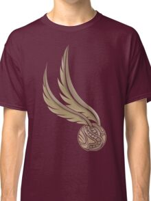 The Golden Snitch Quidditch Classic T-Shirt