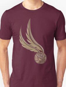 The Golden Snitch Quidditch Unisex T-Shirt
