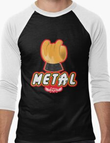 Metal - Hey Ho Lego Men's Baseball ¾ T-Shirt
