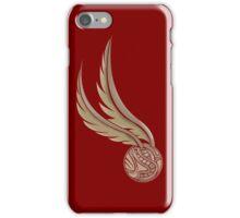 The Golden Snitch Quidditch iPhone Case/Skin