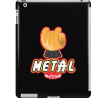 Metal - Hey Ho Lego iPad Case/Skin