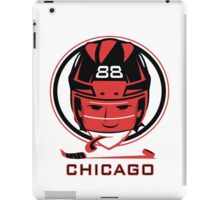 Chicago Hockey T-Shirt iPad Case/Skin