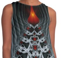 Fractal Art - Path To Hell Contrast Tank