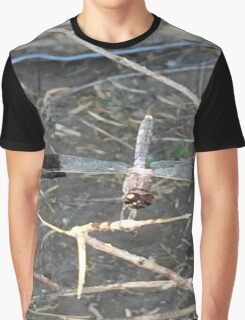 Dragonfly 2 Graphic T-Shirt