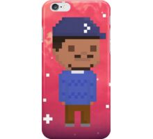 Chance the Rapper Pixel  iPhone Case/Skin