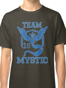 Team Mystic Pokemon Go Classic T-Shirt