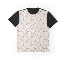 Pattern with shells and corals Graphic T-Shirt