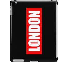Destination London iPad Case/Skin