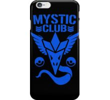 Mystic Club iPhone Case/Skin