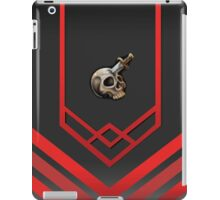 120 Slayer Cape Pattern - Runescape iPad Case/Skin