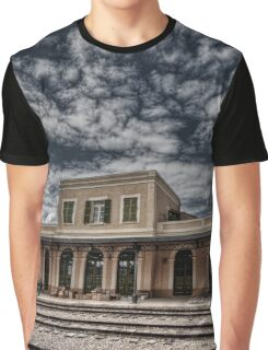 Tel Aviv, The Old Railway Station: the haunted station house Graphic T-Shirt