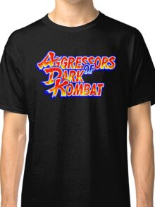 Aggressors of Dark Kombat Classic T-Shirt