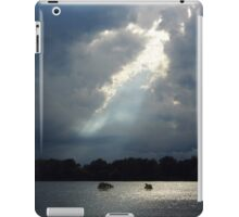 Thunder And Water iPad Case/Skin