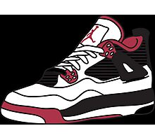 air jordan Photographic Print