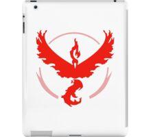 Pokemon Go Team Valor (Red Team) iPad Case/Skin