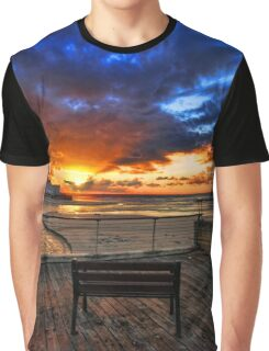 The bench is waiting for ya ! Graphic T-Shirt