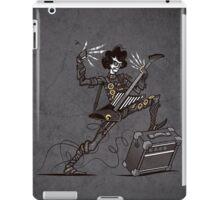 the last riff iPad Case/Skin