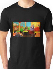 Bright Dining Unisex T-Shirt