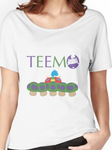 Teemo Shroom Wall Women's Relaxed Fit T-Shirt