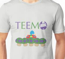 Teemo Shroom Wall Unisex T-Shirt