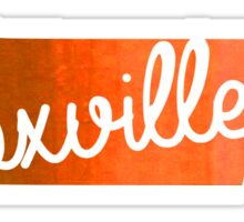 Knoxville Sticker