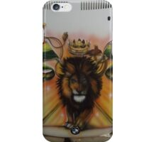 the carribean lion iPhone Case/Skin