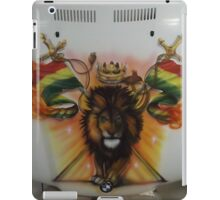 the carribean lion iPad Case/Skin