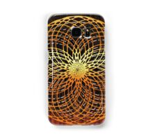 Color Wire Circle Mix Samsung Galaxy Case/Skin