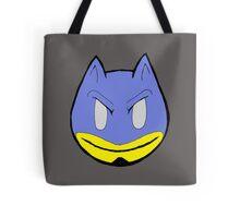 batman smiley Tote Bag